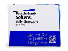 SofLens Daily Disposable (30 db lencse)
