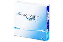 1 Day Acuvue Moist (90db lencse) - Johnson and Johnson