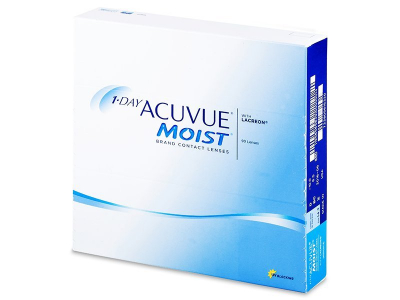 1 Day Acuvue Moist (90db lencse)
