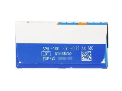 SofLens Daily Disposable Toric (30db lencse)