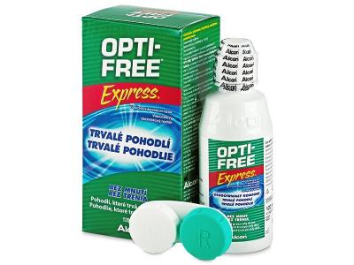 OPTI-FREE Express kontaktlencse folyadék 120ml