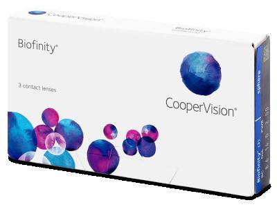 Biofinity (3db lencse)