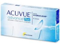 Acuvue Advance PLUS (6db lencse)