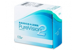 PureVision 2 (6db lencse) - Bausch and Lomb