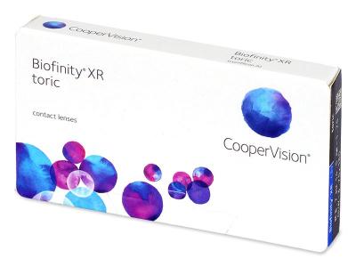 Biofinity XR Toric (3 lencse)